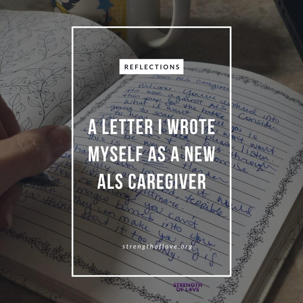 Dear ALS Caregiver