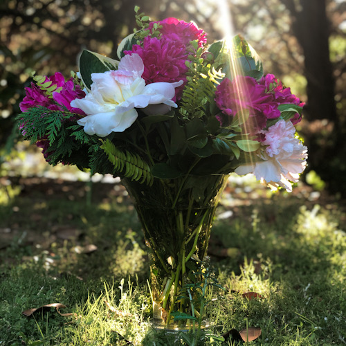 How To Make Beautiful Flower Arrangements Strength Of Love
